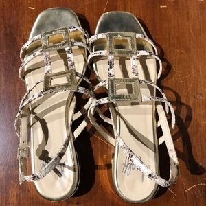 Amalfi Ragoni  Sandals